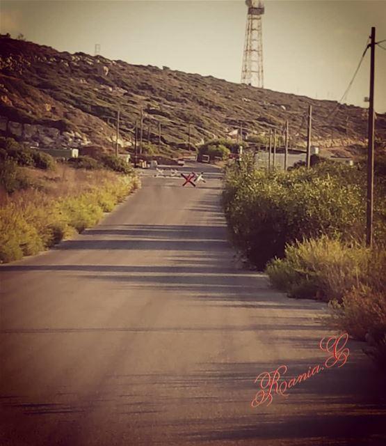 الحدود_الجنوبيه اخر_نقطة_لبنانية southlimit mycountry mylebanon ... (En Nâqoûra, Liban-Sud, Lebanon)