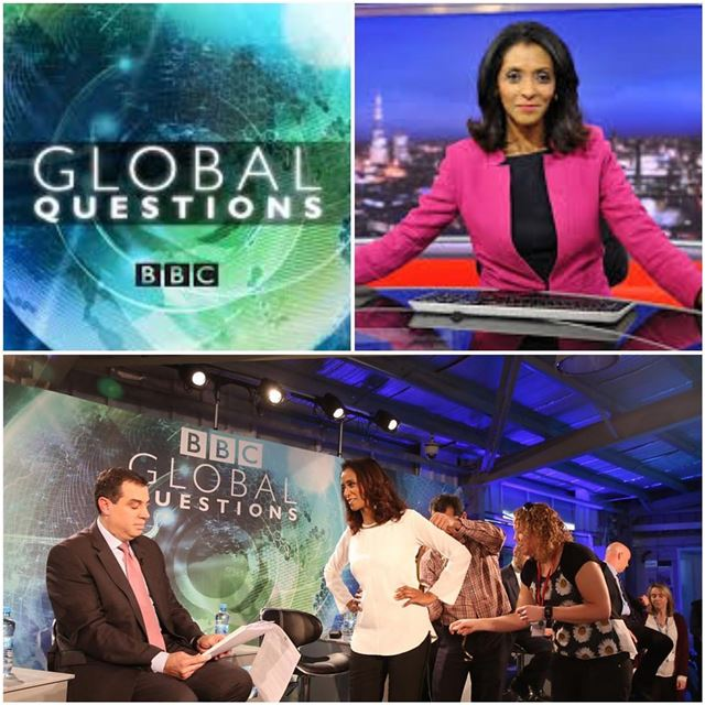 A great event is coming to Beirut!Join the  BBC Global Questions for a...