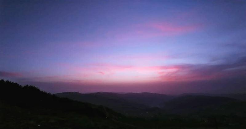 Quality phone cam sunset lebanon lglebanon lgg6 lgg6photography ... (Falougha, Mont-Liban, Lebanon)