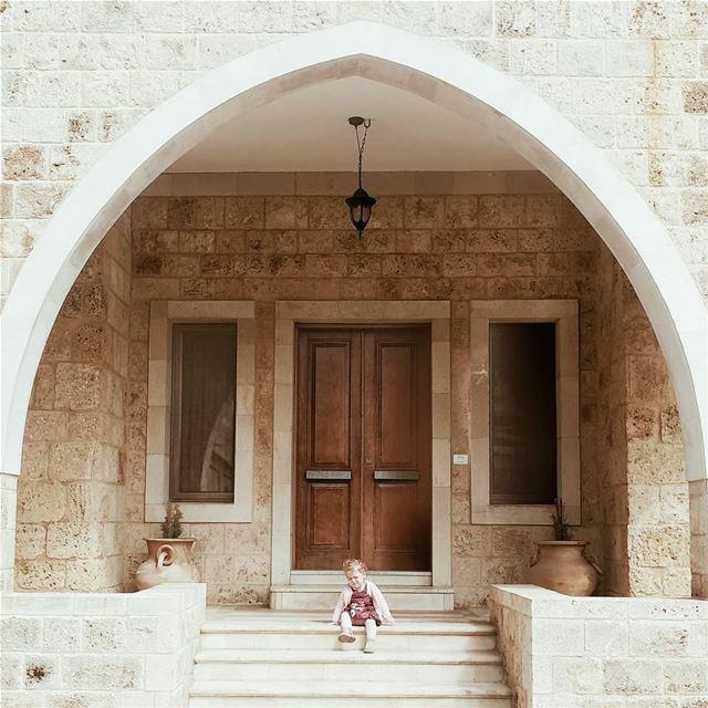 Lebanese charm ... myleonamyshot lebanonbyalocal lebanonhouses ... (Anfeh Al-Koura أنفه الكورة)