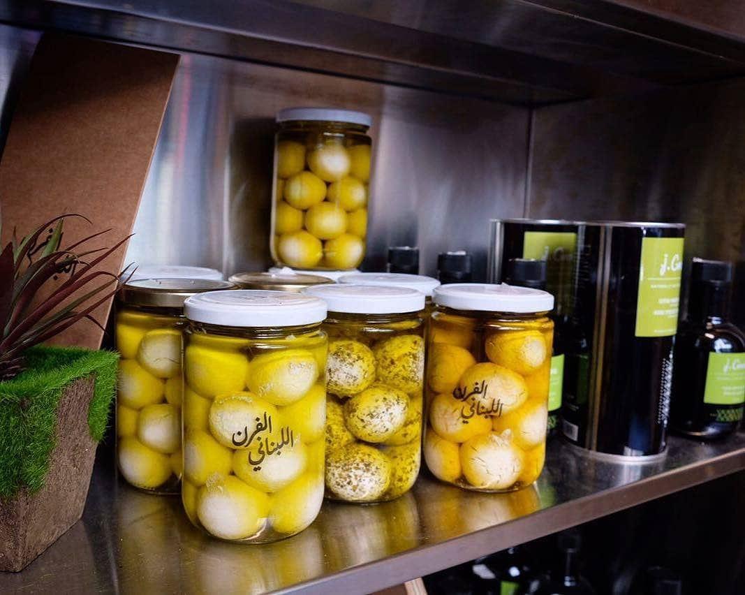 Find us on the shelves of @thelebanesebakery in Achrafieh!☺️ jGrove ...