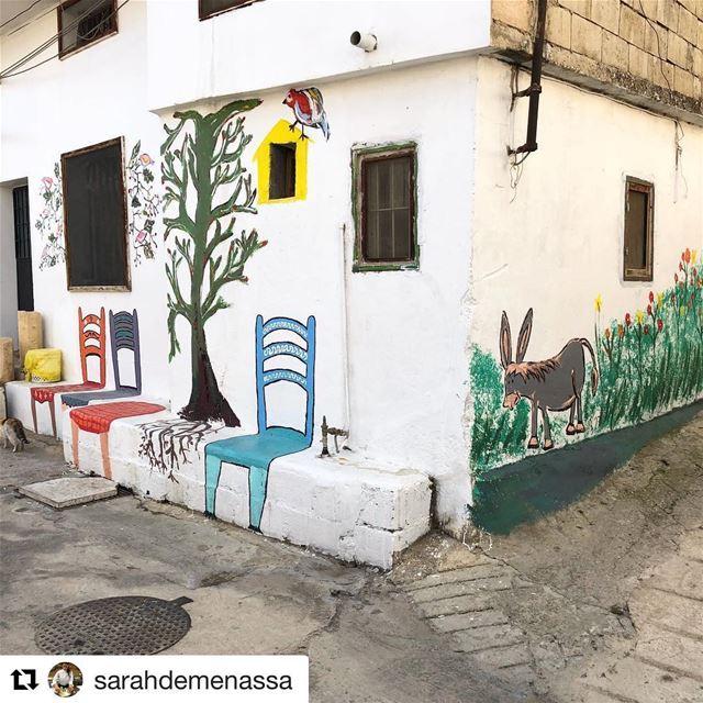 Repost @sarahdemenassa with @get_repost・・・ livelovebeirut ... (Saghbîne, Béqaa, Lebanon)