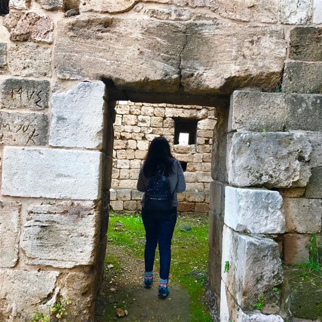 Old place have soul.✨🏛 tripoli tripolilebanon livelovetripoli ... (Tripoli, Lebanon)