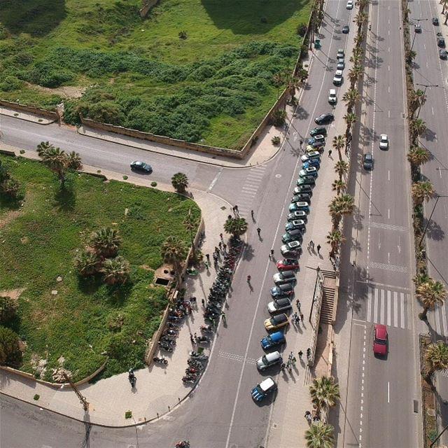 mars_ride ride minilifestyle minicoopers vibes gathering ... (Ramlat Al Bayda', Beyrouth, Lebanon)