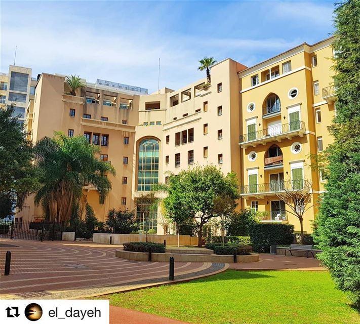🇱🇧 Nos arredores do centro de Beirute, há um pequeno bairro de... (Saifi Village)