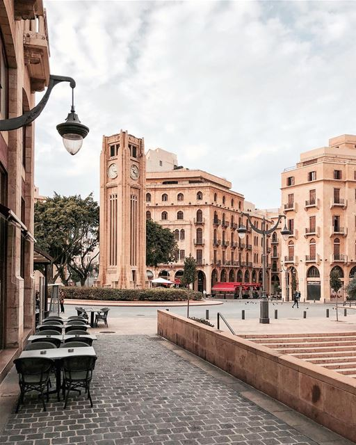 Welcome to Beirut 👋🏻 Beirut city iamatraveler architecture....- [ ]... (Beirut, Lebanon)