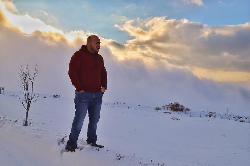 ❄️........ Lebanon LiveLoveLebanon LiveLoveBeirut ... (Faraya, Mont-Liban, Lebanon)