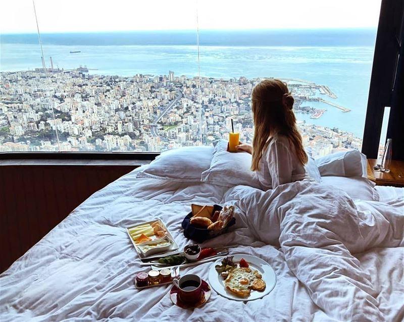 💙 GoodMorning Repost @estelleakl・・・Lebanon, you are beautiful 💫...... (Bay Lodge)