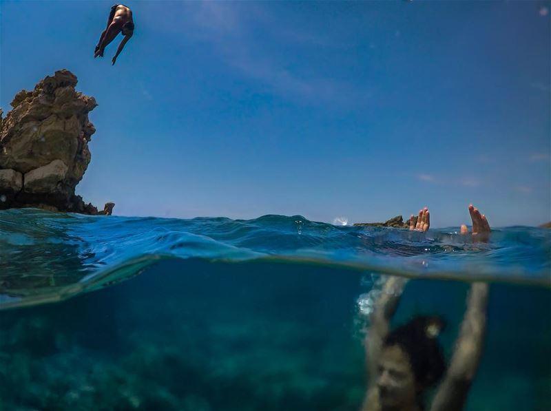 Diving 🏖 (Batroûn)