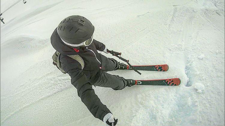 My drug of choice is white powder powderday skionpowder skiaddict... (Mzaar Kfardebian)