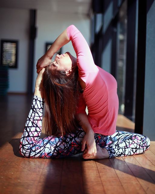 """""""Yoga is a powerful vehicle for change. As you build strength, you start..."""