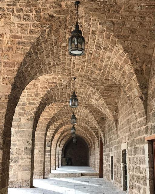 Old ways won't open new doors.🏛✨ tripoli tripolilebanon ... (Tripoli, Lebanon)