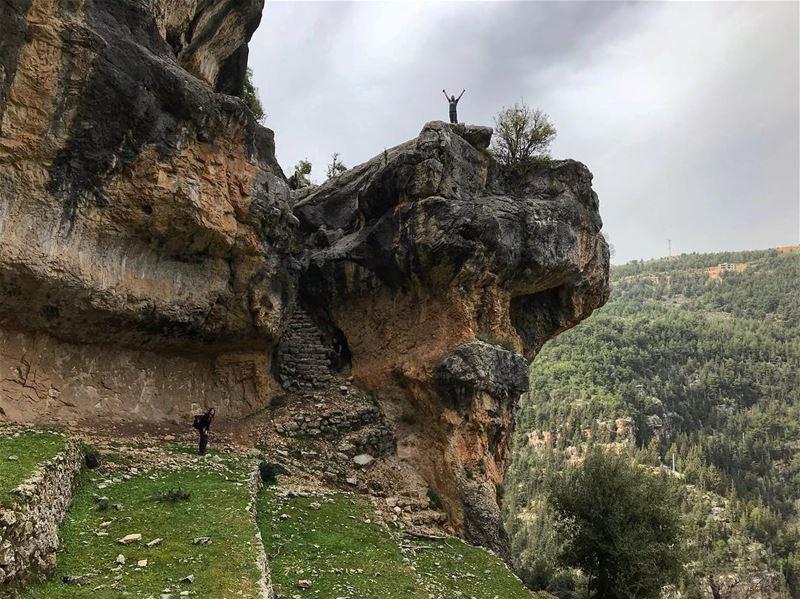 Explore & adventure‼️ (Mazraat Et Teffâh, Liban-Nord, Lebanon)