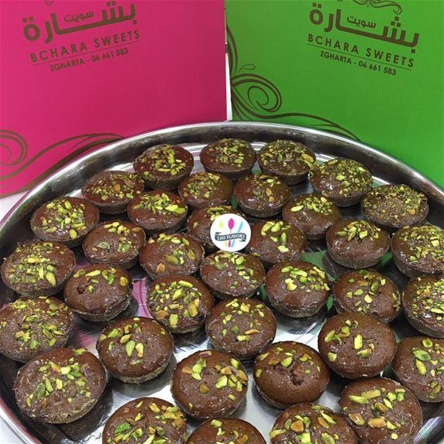 Sfouf!! Any fan of this lent sweet?! 🙈🙈 @bcharasweetszgharta zgharta .... (Bchara Sweets Zgharta)
