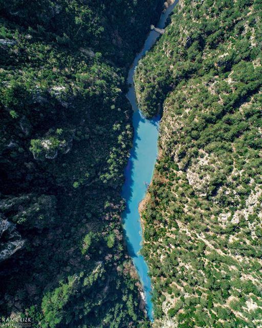 Huge Water Tank 🏞️... jabalmousa chouwen lebanon dji drones ... (Chouwen)