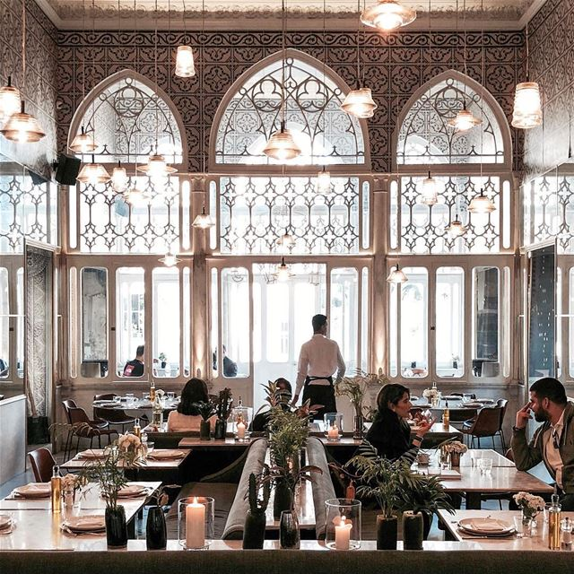 How about lunch here 💫? interior architecture Beirut shotoniphone... (Beirut, Lebanon)