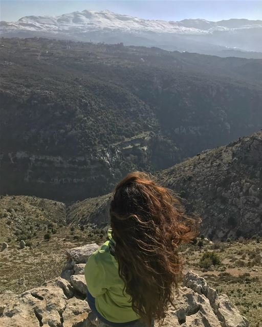 Happy woman's day to all the brave & adventurous woman out there‼️ (Lebanon)