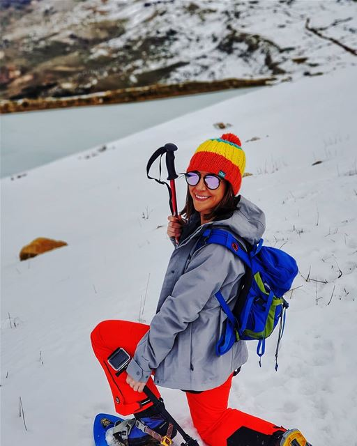 The whiteseason was short 😏 colorfulday smilebig.............. (Falougha, Mont-Liban, Lebanon)