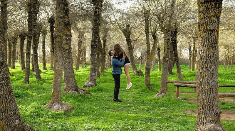 Go where you feel the most alive💚.... makelifearide adventure ... (Deïr Taanâyel, Béqaa, Lebanon)