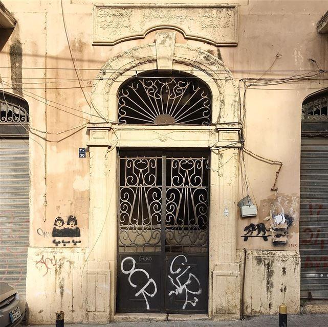history on the walls | ٣٠ 🗞 (Beirut, Lebanon)