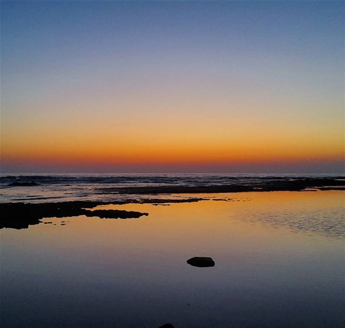 Solitary sunset  batroun  sunset  Lebanon  photography  scenery ... (Batroûn)