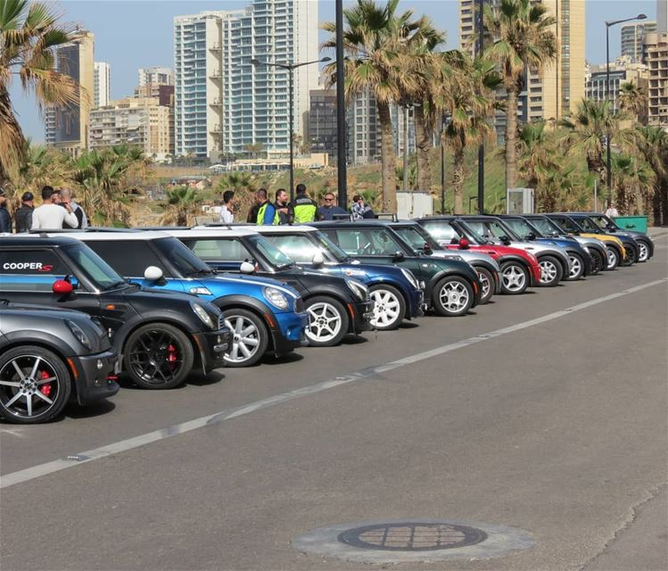Ride with Passion let's_mini (Beirut, Lebanon)