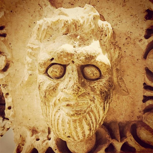 If Monday Was A Person. baalbeck cityofthesun lebanon livelovelebanon... (Baalbek , Roman Temple , Lebanon)