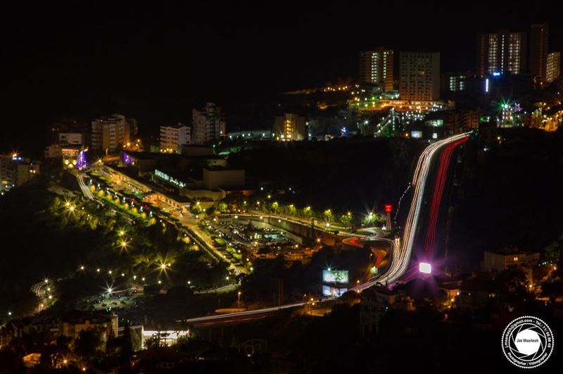 Casino du Liban from Ghazir!  casinoduliban  lebanon  highway  keseruan ... (Casino Du Liban)