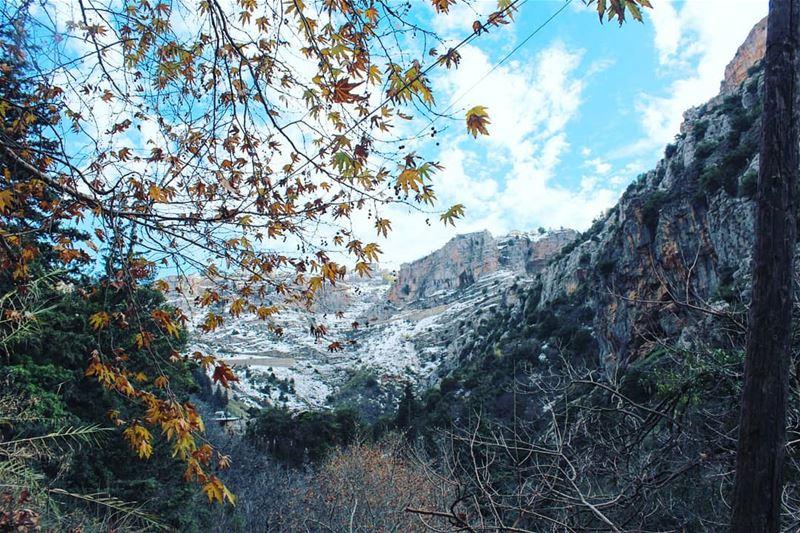 Qannobine qannoubine kadisha valley hiking northlebanon lebanon ...