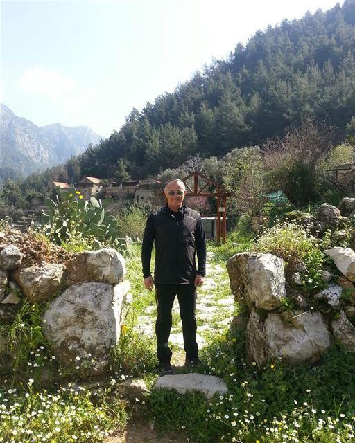 Welcoming @generalchamelroukoz in Chouwan jabalmoussa. unescomab ...