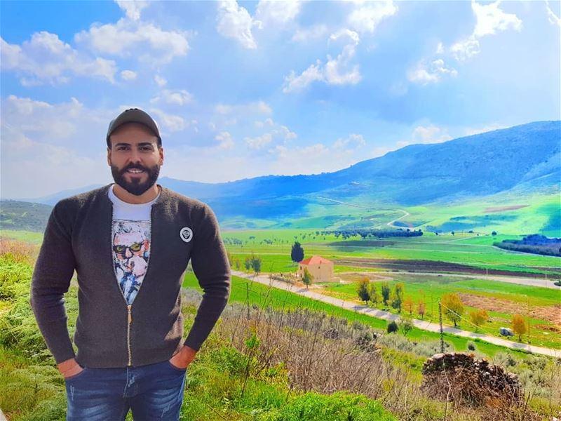 عن هيك صباح مثلا 😎 lebanon south heaven naturephotography nature ... (كفر رمان النبطية)