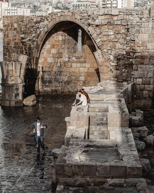 ʜᴏᴡ ᴀʀᴇ ʏᴏᴜ sᴘᴇɴᴅɪɴɢ ʏᴏᴜʀ sᴜɴᴅᴀʏ?!ᴄʜᴇᴄᴋ ᴛʜᴇ ʙᴇғᴏʀᴇ ᴀɴᴅ ᴀғᴛᴇʀ ɪɴ sᴛᴏʀʏ.... (Saïda, Al Janub, Lebanon)