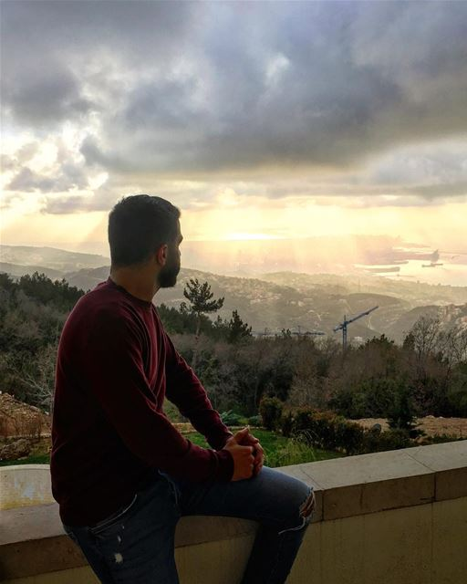 The Mountains Are Calling ...And I Must Go ⛰🏡⛰ 🏡 nature... (Bhersâf, Mont-Liban, Lebanon)