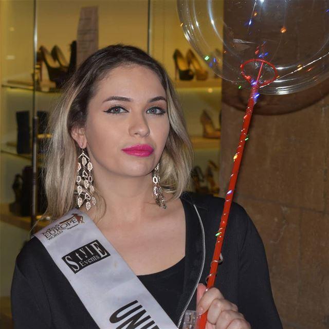 misseuropeworld2018 beauty beirut... (Beirut, Lebanon)