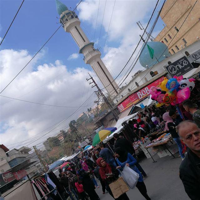 سوق الاثنين في النبطية.... سوق الشعبي التراثي القديم وحسب دراسات يعود الى... (Nabatîyé)