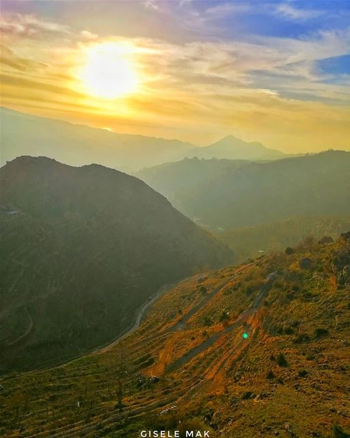 It's not the mountains that we conquer; but ourselves. venividivici ... (Lebanon)