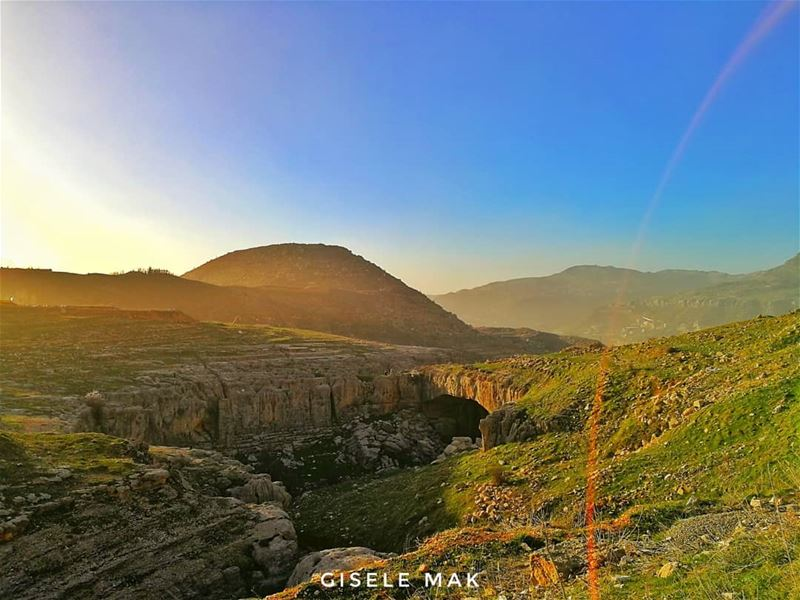 When you go through mountains and valleys, you train your soul to grow.... (Lebanon)
