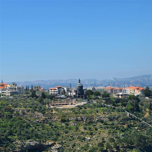 The black castle in kousba🇱🇧🇱🇧 views naturelover hiking adventure ... (Koûsba, Liban-Nord, Lebanon)