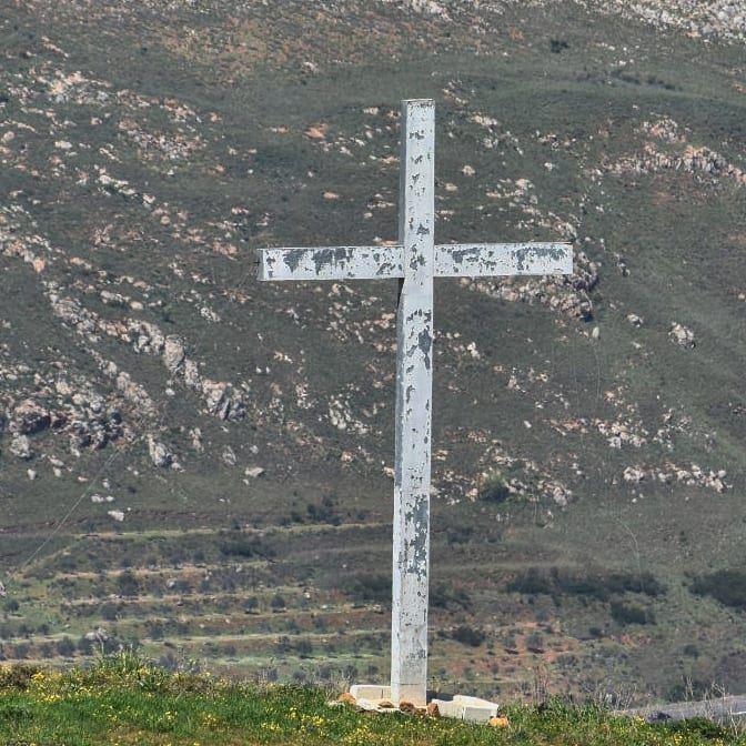 ما من حب أعظم ان يفدي الانسان نفسه من أجل محبيه. lebanon livelovelebanon... (El Qlaïaâ, Al Janub, Lebanon)