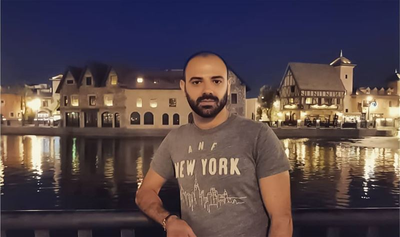 At Dubai Riverlands riverlanddubai Dubai UAE Lebanon Lebanese beard ...