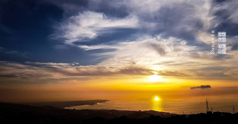 • Sunsets ...