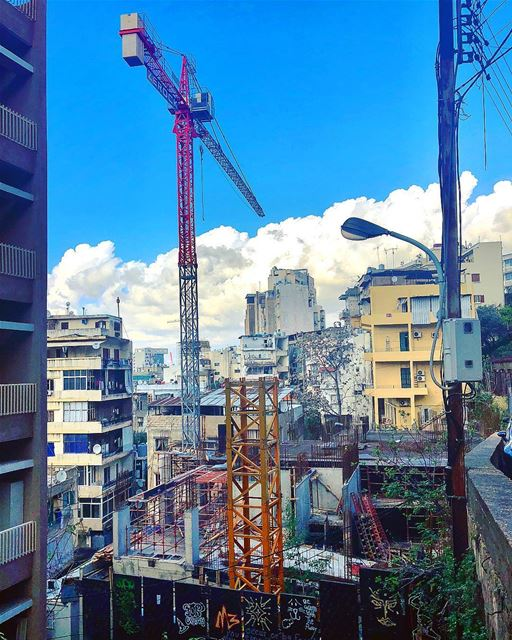 I ❤️ Beirut ____________________ Lebanon Beirut SexyLebanese ... (Mar Mikhael Village)