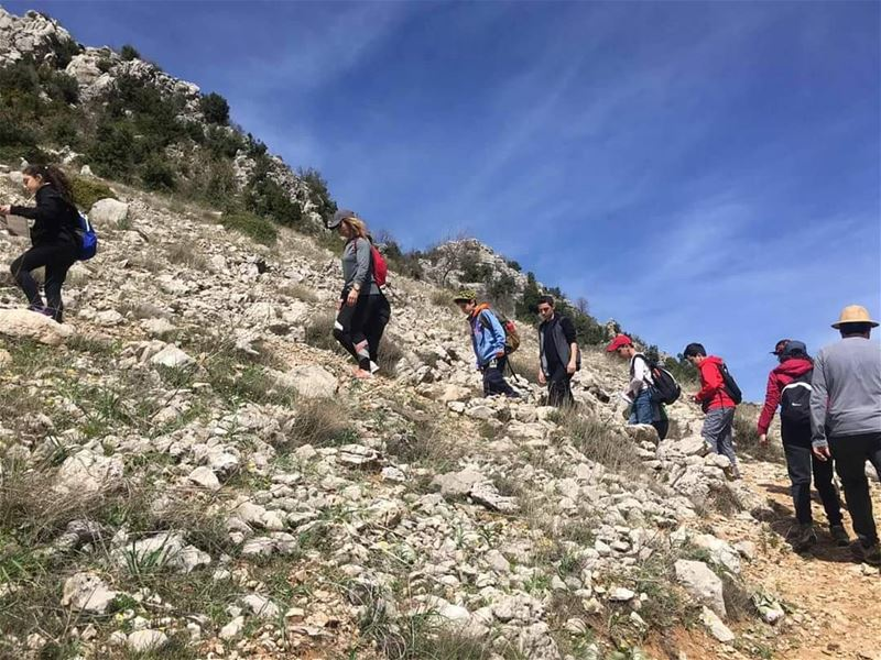 Getting ready for the weekend? Book your hike to JabalMoussa by calling...