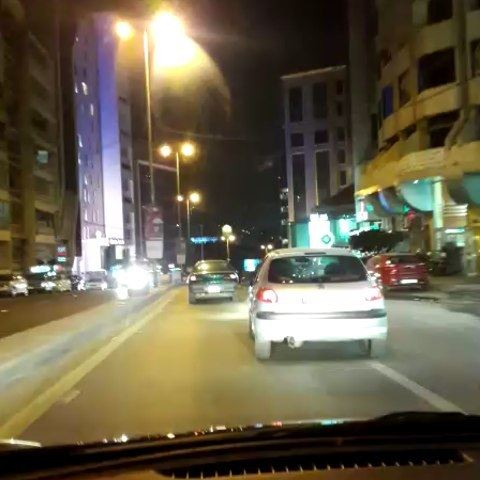 The typical scenario during this period! AlMourtazaka by @hibatawaji ... (Achrafieh, Lebanon)