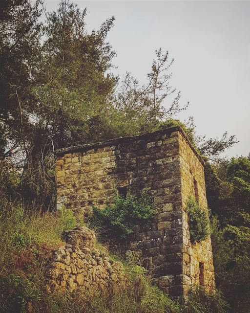 A  day well spent . lebanon  fun  old  architecture  photography  nature ...