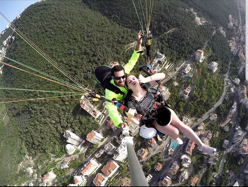 😘 happy rush adrenaline extremesport 70660250 beirutparagliding ...