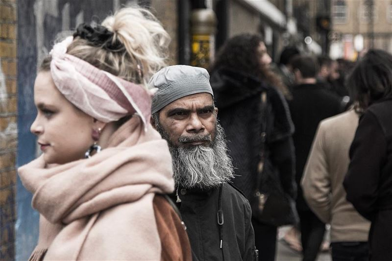 Opposite attract... shot in  london  uk  street  photography lensculture ...