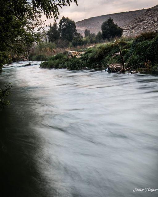 Clarity 🍃🍀.Assi river, Hermel - Lebanon... livelovebeirut ...