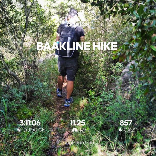 baakline baaqline hiking lebanon liban paradise chouf love ... (Baaqlîne, Mont-Liban, Lebanon)