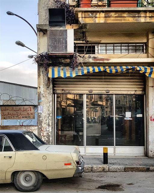 🏚 إنتقل المحل إلى جانب دبّوس (Beirut, Lebanon)